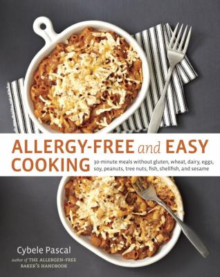 Cover image for Allergy-free and easy cooking :