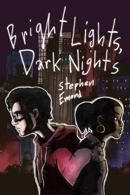 Cover image for Bright lights, dark nights