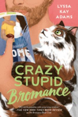 Cover image for Crazy Stupid Bromance