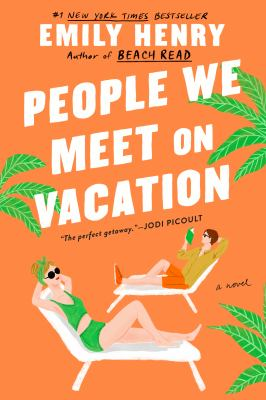 Cover image for People We Meet on Vacation