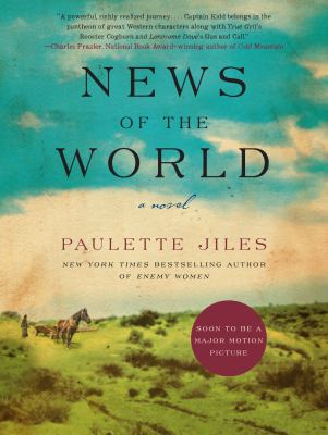 Cover of News of the World by Paulette Jiles