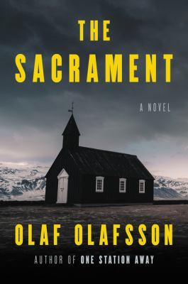 cover of The Sacrament by Olaf Olafsson