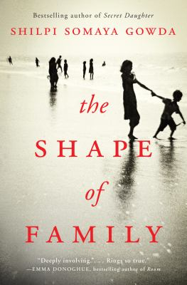 cover of The Shape of Family by Shilpi Somaya Gowda