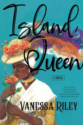 cover of Island Queen by Vanessa Riley