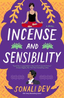 cover of Incense and Sensibility by Sonali Dev