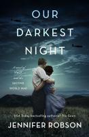 Our Darkest Night by Jennifer Robson