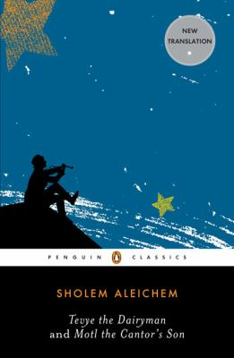 Motl, The Cantor's Son by Sholem Aleichem