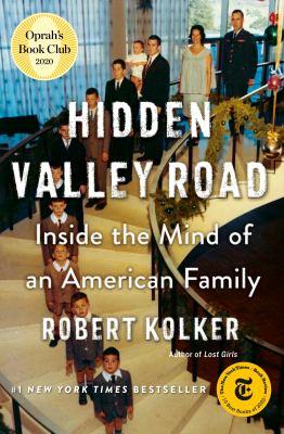 cover of Hidden Valley Road by Robert Kolker