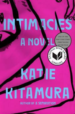 cover of Intimacies by Katie Kitamura