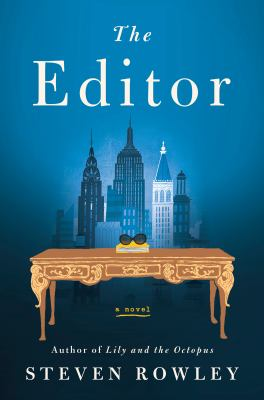 cover of The Editor by Steven Rowley