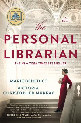 cover of The Personal Librarian by Marie Benedict and Victoria Christopher Murray