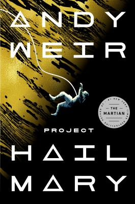 cover of Project Hail Mary by Andy Weir