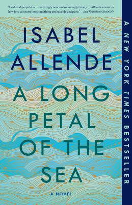 cover of A Long Petal of the Seaby Isabel Allende