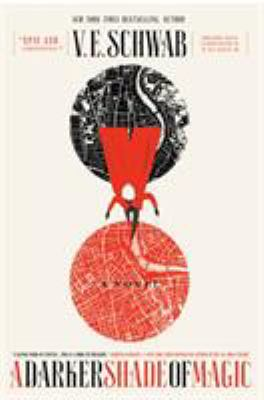 Cover of A Darker Shade of Magic by V. E. Schwab