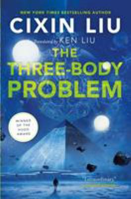 cover of The Three-Body Problem by Cixin Liu