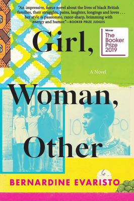 cover of Girl, Woman, Other by Bernardine Evaristo