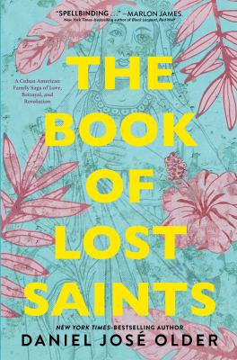 cover of The Book of Lost Saints by Daniel José Older