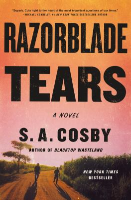 cover of Razorblade Tears by S. A. Cosby