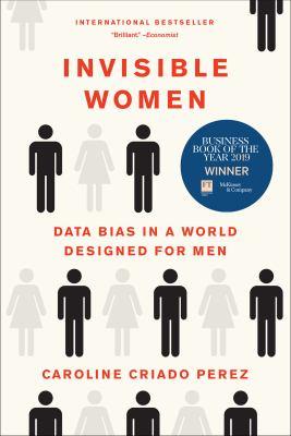 cover of Invisible Women by Caroline Criado Perez