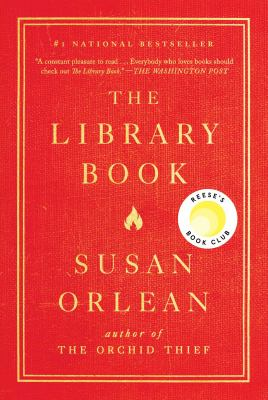 cover of The Library Book by Susan Orlean