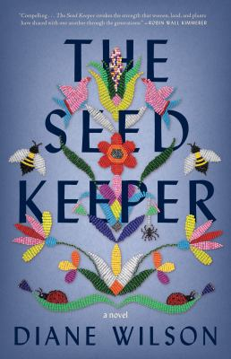 cover of The Seed Keeper by Diane Wilson