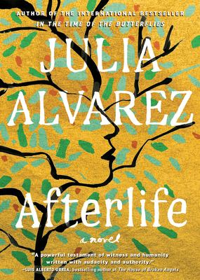 cover of Afterlife by Julia Alvarez