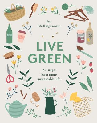cover of Live Green by Jen Chillingsworth