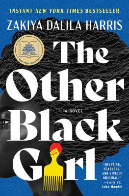 cover of The Other Black Girl by Zakiya Dalila Harris