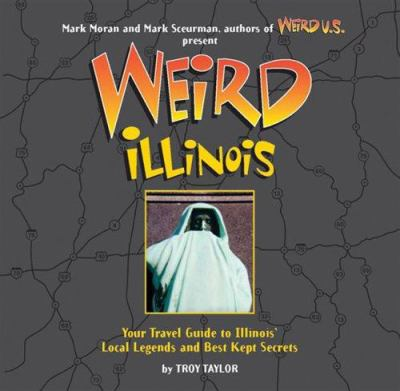 Cover image for Weird Illinois
