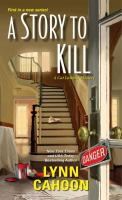 Cover image for A story to kill