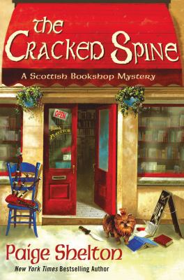 Cover image for Cracked Spine