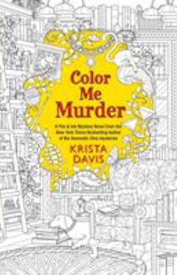 Cover image for Color Me Murder
