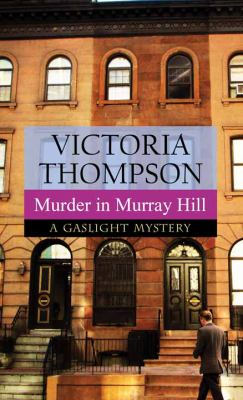Cover image for Murder in Murray Hill