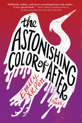 The astonishing color of after - Cover