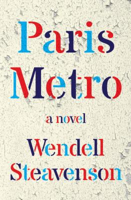 Paris metro : a novel - Cover