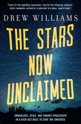 The Stars are now unclaimed - Cover