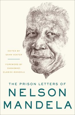 The prison letters of Nelson Mandela - Cover