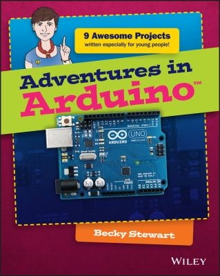 Cover image for Adventures in Arduino