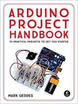 Cover image for Arduino Project Handbook