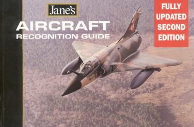 Cover image for Jane's aircraft recognition guide