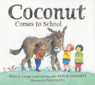 Cover image for Coconut comes to school