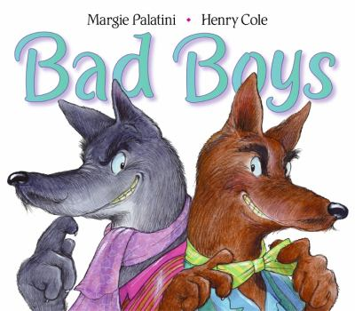 Cover image for Bad boys