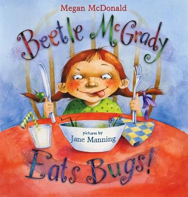 Cover image for Beetle McGrady eats bugs!