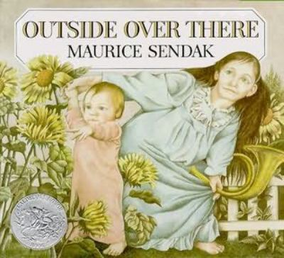Cover image for Outside over there