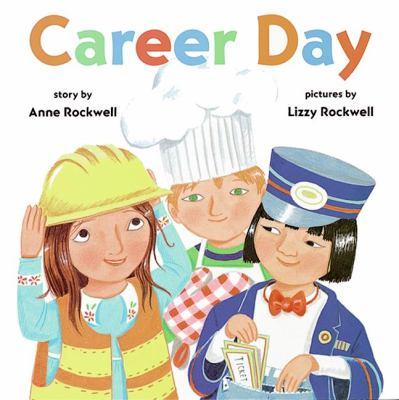 Cover image for Career day