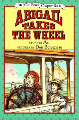 Cover image for Abigail takes the wheel