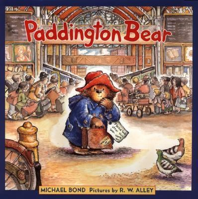 Cover image for Paddington Bear