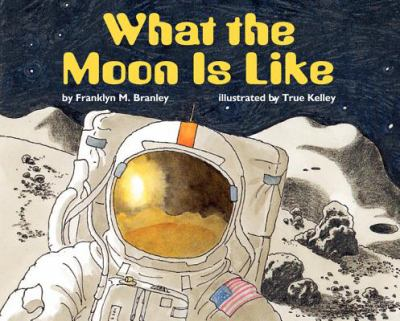 Cover image for What the moon is like