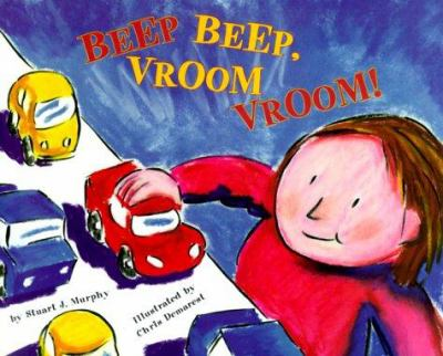 Cover image for Beep beep, vroom vroom!