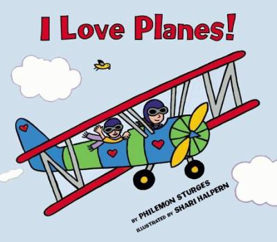 Cover image for I love planes!